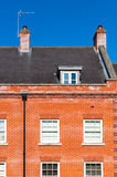 English Town house close up Royalty Free Stock Photo