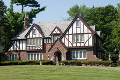 English Tudor Mansion