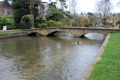 English Village Royalty Free Stock Image