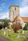 English Village Church Stock Images