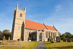 English village church Royalty Free Stock Photo