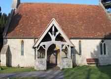 English Village Church Royalty Free Stock Image