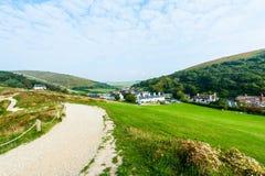 English village Stock Images