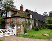 English Village Cottage Royalty Free Stock Image