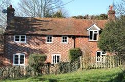 English Village Cottage Stock Photos