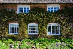 English Village Cottage Royalty Free Stock Photography