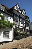 English village homes. Stock Images