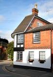 English Village House Stock Photos