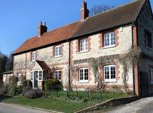 English Village House Stock Photo