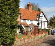 English Village Inn Royalty Free Stock Photography