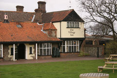 English Village Inn Royalty Free Stock Image