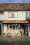 English Village Tea Rooms Royalty Free Stock Image