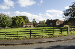 English village Royalty Free Stock Photos