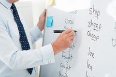 Free English Vocabulary Stock Photos - 34999783