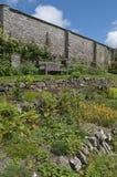 English walled garden Royalty Free Stock Photos