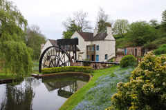 An English Watermill Royalty Free Stock Photos