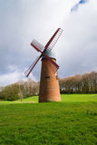 The English windmill. Stock Photo