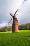 The English windmill. Stock Photo