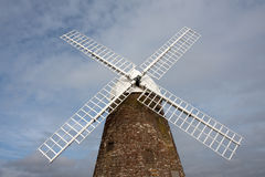 English Windmill Sails Stock Image