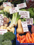 English winter vegetables Stock Photo