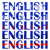 English_word Stock Photos