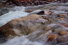 Englishman River, Parksville Royalty Free Stock Photography