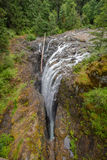 Englishman water fall Royalty Free Stock Images