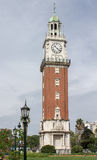 Englishmen Clock Tower Buenos Aires Stock Photography