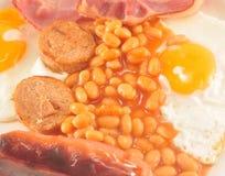 Englsh frukost Royaltyfri Bild
