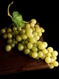 Engodo bicchiere di vino de Uva Fotografia de Stock