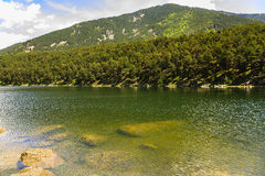 Engolasters Lake Stock Photo