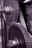 Engrène industriel Photographie stock