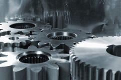 Engrana el extracto de la maquinaria Foto de archivo