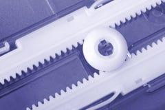 Engranaje de estante Imagenes de archivo