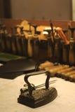 Engranaje de la artesanía Fotografía de archivo
