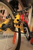 Engranaje de la bicicleta Imagen de archivo libre de regalías