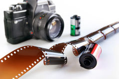 Engranaje de la fotografía Fotografía de archivo libre de regalías