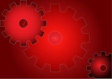 Engranaje de la ingeniería Foto de archivo libre de regalías
