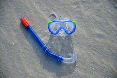 Engranaje de la natación Fotos de archivo