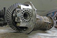 Engranaje de reducción delantero Foto de archivo