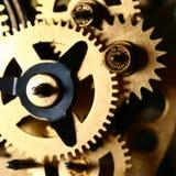 Engranaje del tiempo foto de archivo libre de regalías
