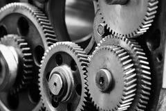 Engranaje-maquinaria Imagenes de archivo