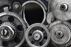Engranaje-maquinaria Fotografía de archivo