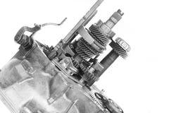 Engranaje mecánico Fotografía de archivo libre de regalías