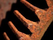 Engranaje oxidado viejo. Detalle II Fotografía de archivo