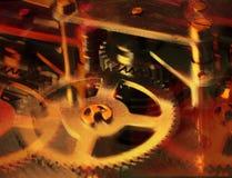 Engranajes Imagen de archivo libre de regalías