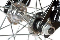 Engranajes de la bici fotos de archivo libres de regalías