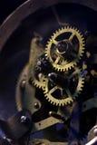 Engranajes móviles Foto de archivo