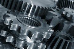 Engranajes Titanium en la acción Foto de archivo libre de regalías