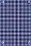 Engranzamento azul do metal ilustração royalty free